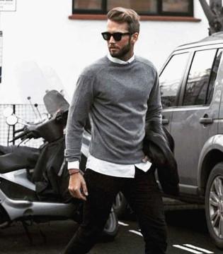 GOLF NEW有种秋冬基本款叫针织衫 有风度又有温度