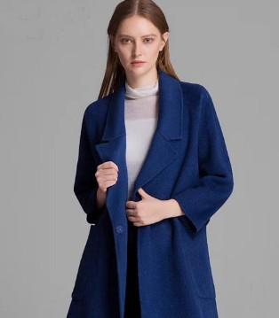 AIWEI乙爱为品牌2017冬季新品之时尚大衣系列