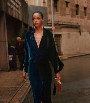 西班牙时尚品牌MANGO 2017晚装系列广告大片