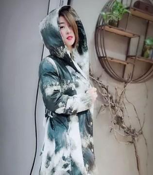 MENGXI梦栖冬季女装 陌上花开 可缓缓归矣