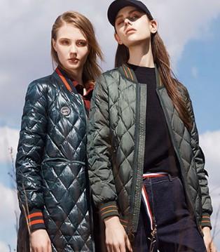 名实品牌女装 在这个寒冷冬季愿为你保驾护航