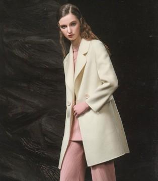衣佰芬女装品牌2017冬季新品之时髦大衣系列