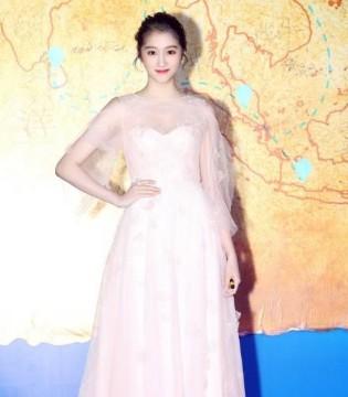 第四届丝绸之路国际电影节闭幕式 姚晨大甜甜比美