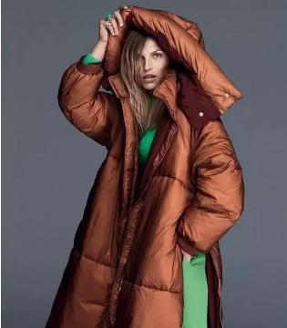X-GE西格保暖又时尚 才是冬天女神的气场