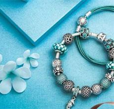 珠宝品牌Pandora珠宝受追捧 比Tiffany还美