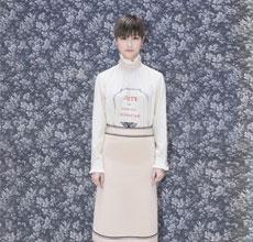 古驰品牌大使李宇春出席腕表首饰中国南京巡展
