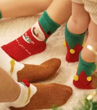 SOSOCK你的圣诞袜买好了么 也许圣诞老人真的会来呦