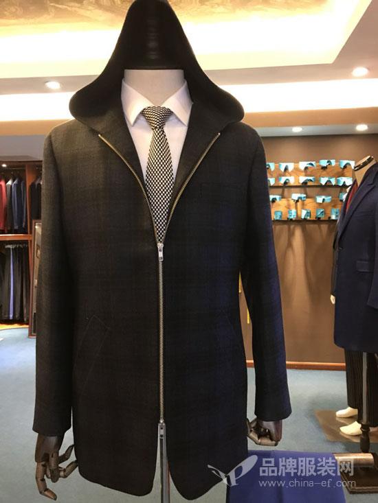 元旦三天去约会 穿华名人定制西服 展现你的男人品味