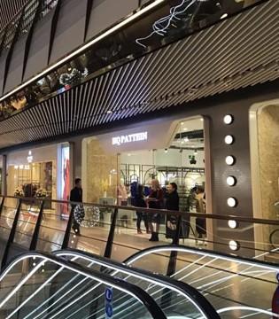 HQ PATTEIN上海盛大启幕 强势入驻金融中心陆家嘴GALAMALL