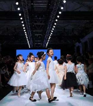 杰米熊品牌即将闪亮登场2018丰泽国际儿童时尚周