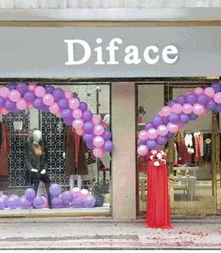 Grand Opening Diface丹菲诗双店新装启航 盛大开幕