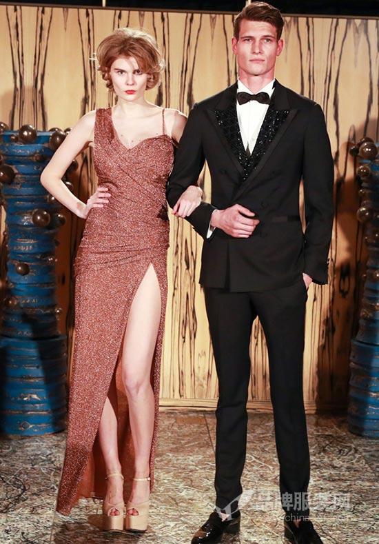 La Perla 2018早秋系列 仿若上世纪好莱坞名流的浪漫奢靡