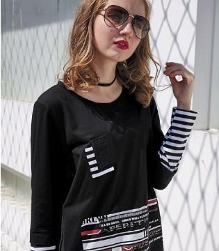 JISUO季索2018春季新品T恤系列 克服选择困难症