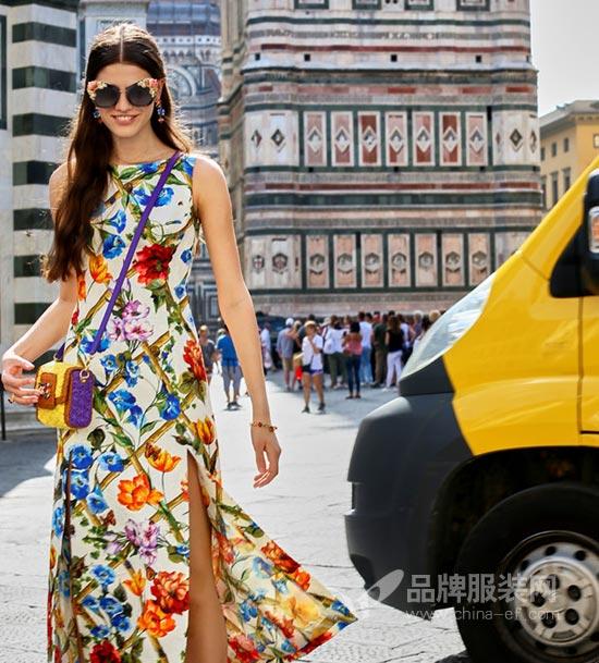 Dolce & Gabbana 2018春夏系列全新广告大片释出