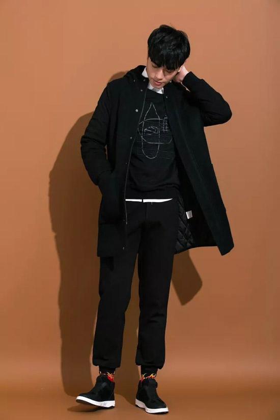 莎斯莱思男装既有温度也有风度 成熟的男人都喜欢这样穿