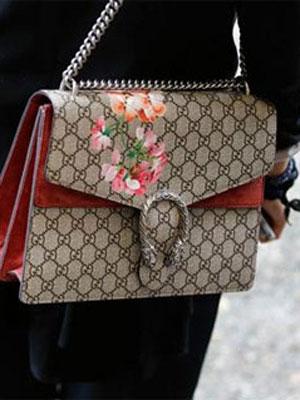 中国刺绣遇上奢侈品 时尚感凸显的毫不夸张