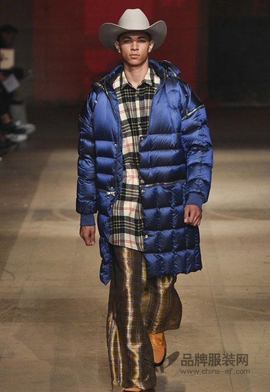Astrid Andersen 2018秋冬男装系列 时尚也可以保暖