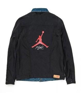 Jordan Brand x Levi's 联名双面外套正式发布
