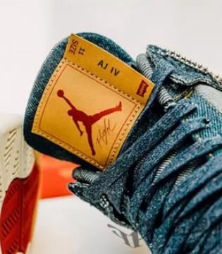 Jordan x Levi's的合作款 球鞋及夹克即将发售