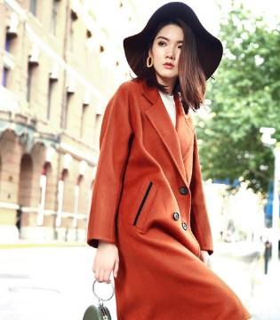 冬天需要的温度 格蕾斯品牌新品大衣给予你