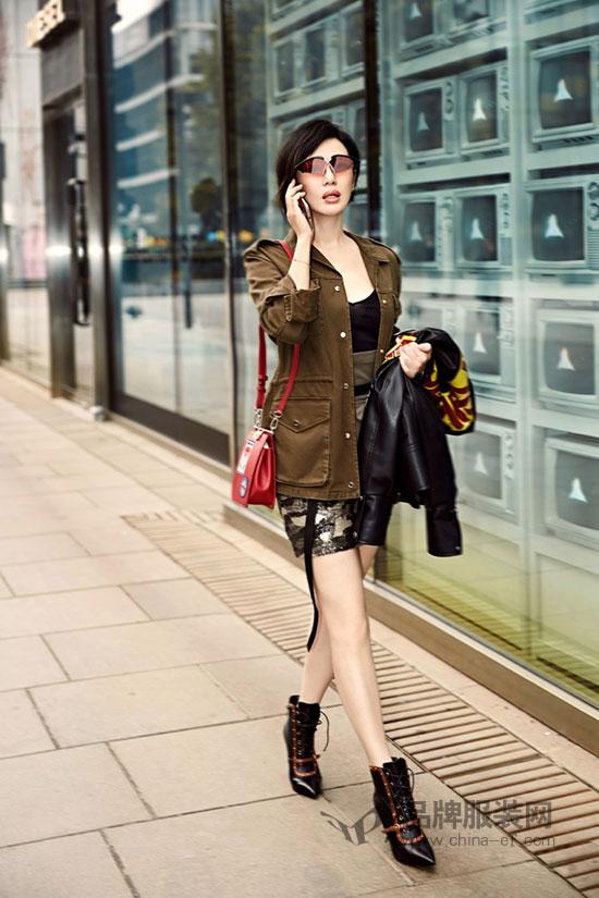 余男时尚街拍美照曝光 性感和街头风兼具撩力max