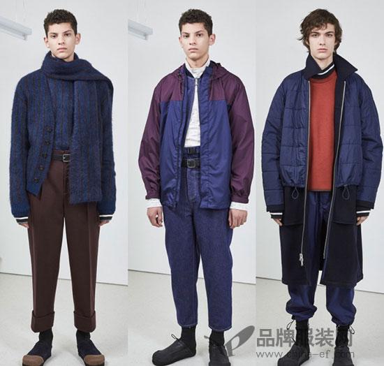 3.1 Phillip Lim 2018秋季男装系列 潮男的穿搭小课堂