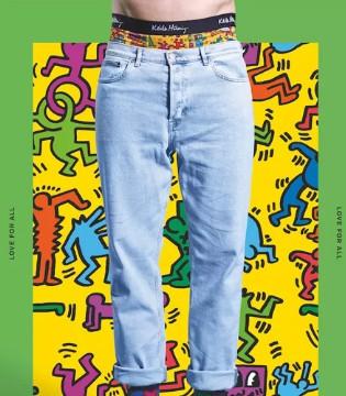 Happy Socks和Keith Haring的合作款将于本月底上市