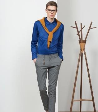 爱迪丹顿品牌男装 一起凹造型 为国争光