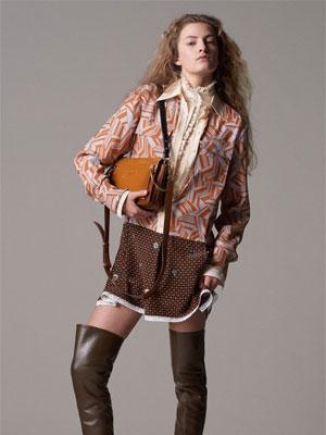 蔻依2018早秋女装系列 融合男装与运动风格的全新时尚