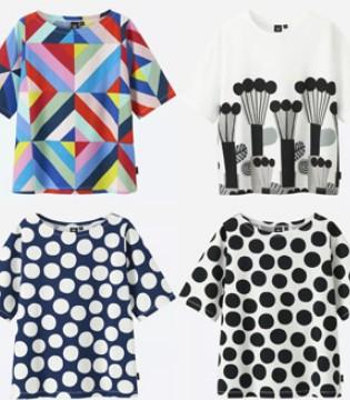 优衣库携手芬兰品牌Marimekko 带来今年首发联名款
