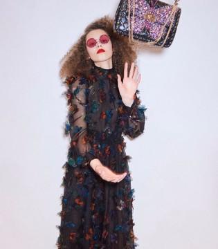Valentino 2018早秋系列lookbook 慵懒的享乐态度