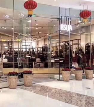 再添新店 BSIJA毕厶迦宜春万达集合店隆重开业!