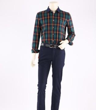 添多利时尚品牌男装 成熟又率性的商务休闲范