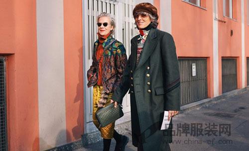 或随意或精心 一起来发现2018秋冬米兰时装周街拍之美