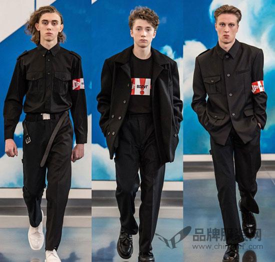 Gosha Rubchinskiy再次携手Burberry推出2018秋冬系列
