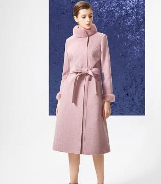 保时霓冬季系带单品 衣服系带 走路带风