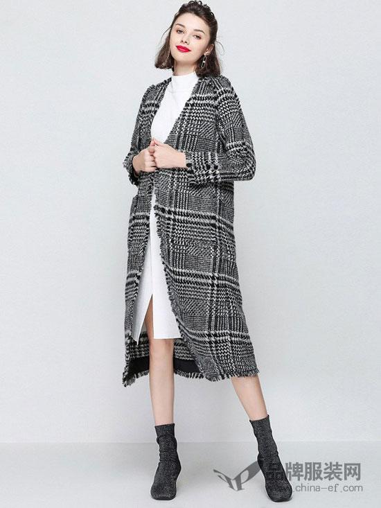 呢大衣,毛衣