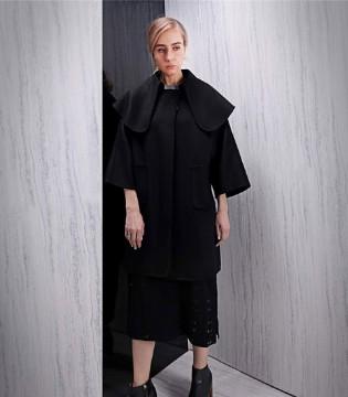 是黑色 是魅力 是Vanities品牌2017冬季新品