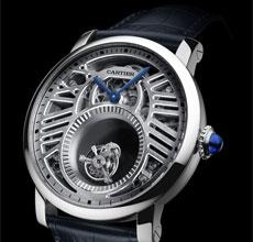 2018年日内瓦国际高级钟表展卡地亚推出新品腕表