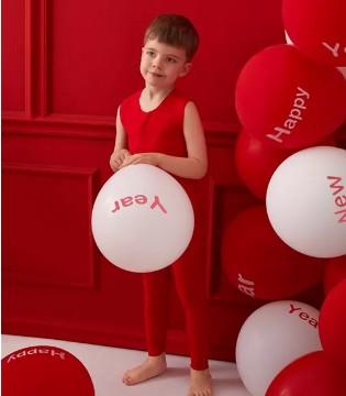 爱慕 萌娃年货 宝宝们的开运小红衣