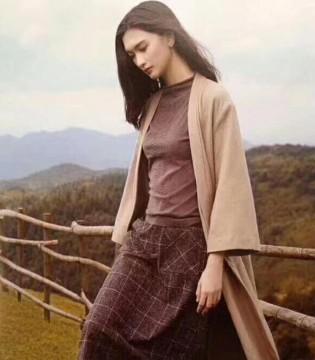 衣魅人2018春款 明窗远景青青 又是小雨微凉