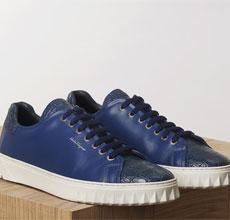 菲拉格慕全新推出Cube运动鞋系列
