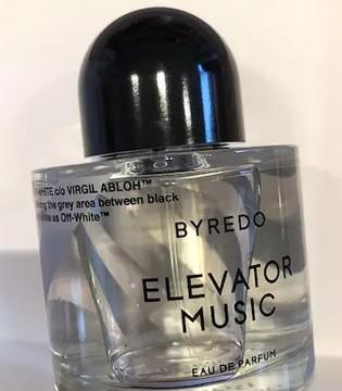 OFF-WHITE x Byredo发布联名香水Elevator Music