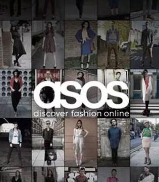 英国时尚电商ASOS第一财季销售额大涨30%