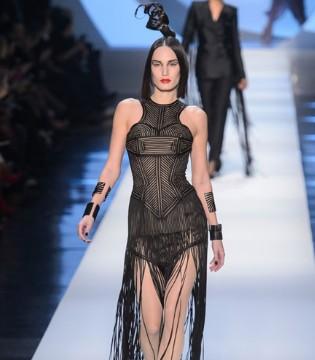 设计师品牌Jean Paul Gaultier发布2018春夏高定系列