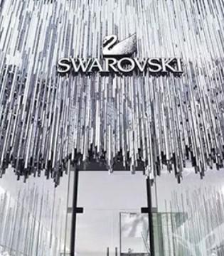 珠宝品牌Swarovski或将IPO 去年收入约为34亿欧元