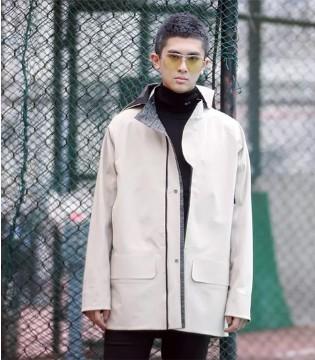 SCALER+中长款三层冲锋衣 一衣多穿才是王道