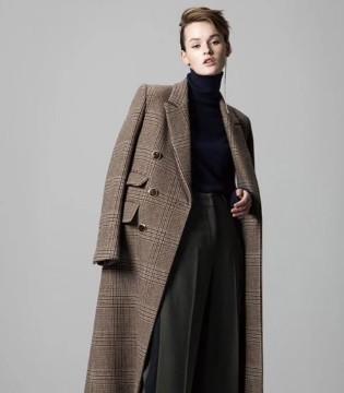 格纶雅美色秋冬 时尚圈都争相宠爱的大衣