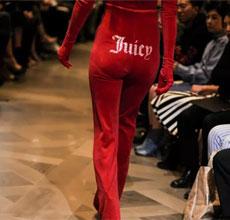美国时尚品牌Juicy Couture将首次在纽约时装周办秀