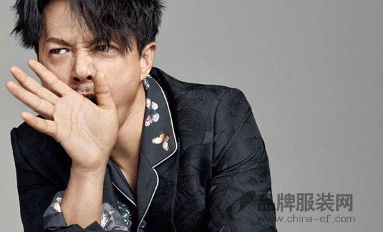 """硬汉影帝段奕宏登《智族GQ》封面 愈发有""""超模""""范儿"""